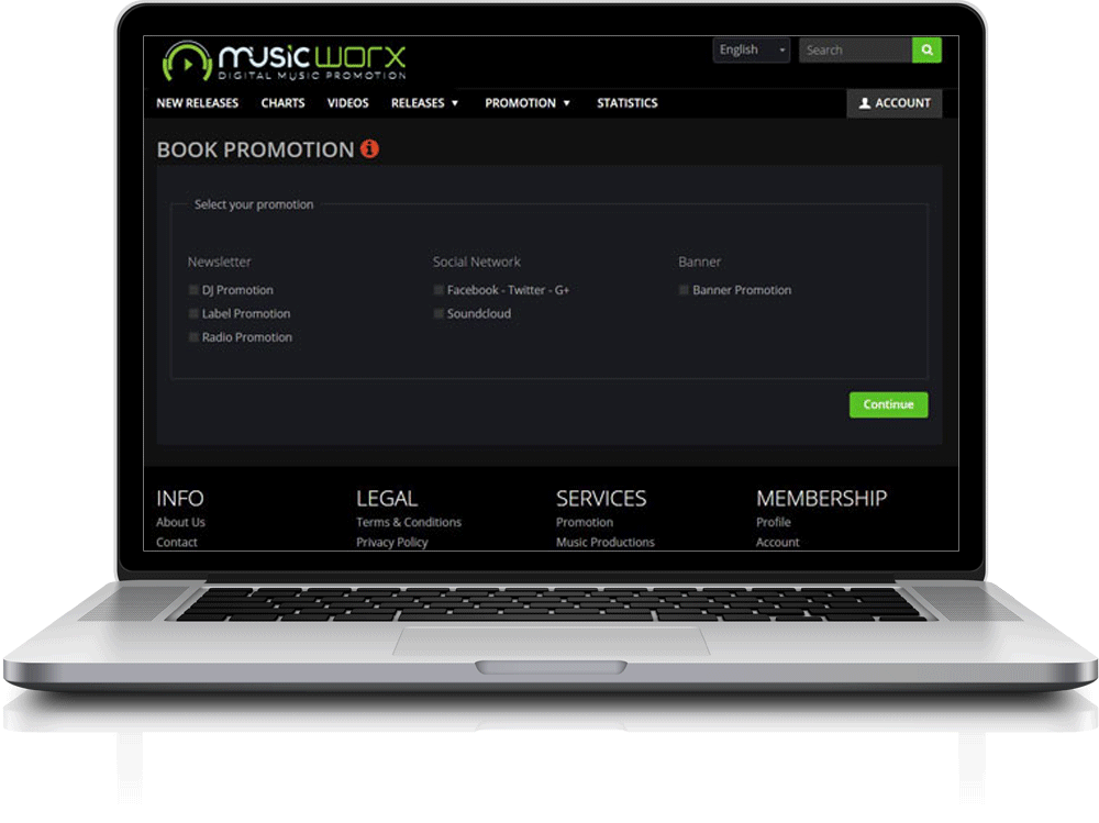 Music promotion services, Music Worx, Music Promotion, Minimal house music, Deep house music, Dance house music, Electro dance house, Dance house hip hop, Elecro house genre, r&b and hip hop, Tech house music