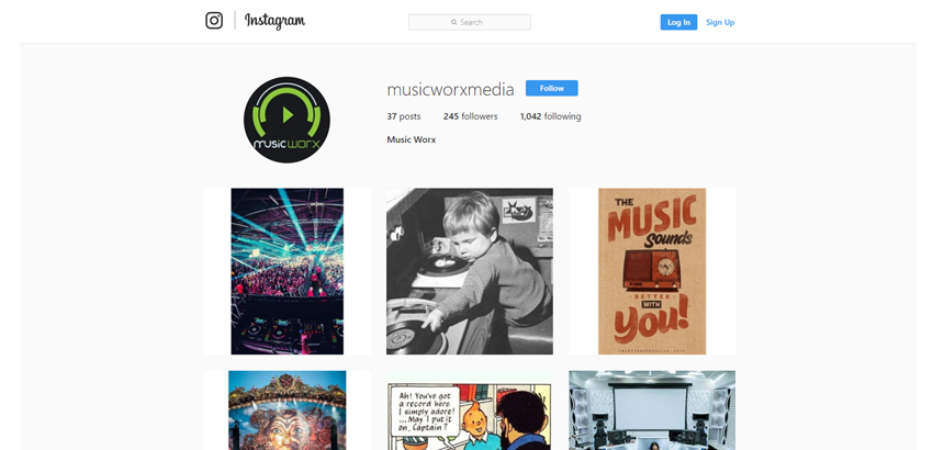 Instagram, ways to promote your music, best music promotion, music marketing agency